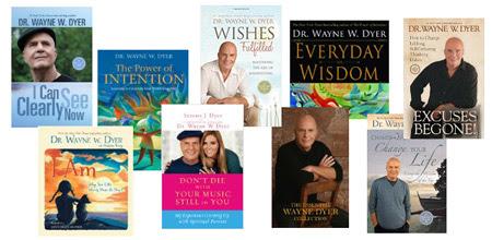 Dr. Wayne W. Dyer books