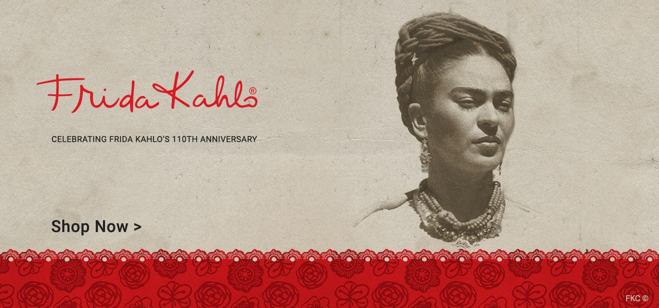 Celebrating Frida Kahlo's 110th Anniversary