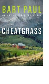 Cheatgrass by Bart Paul