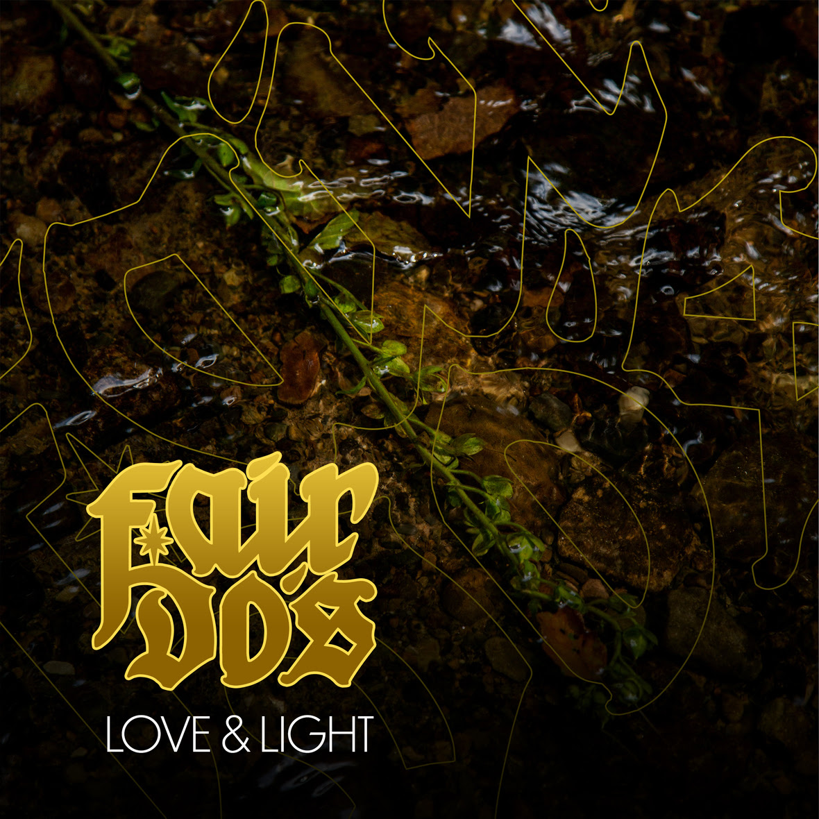 Fair Dos - Single 2 Love and Light - Single Art Cover 1