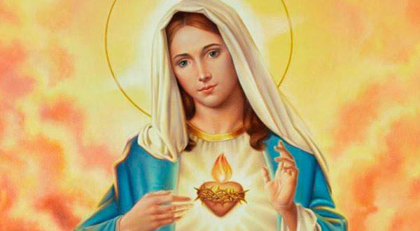 Meditemos com Santo Afonso Maria de Ligório sobre o amabilíssimo Imaculado Coração da Virgem Maria.