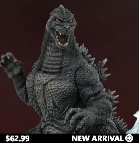 Godzilla vs. King Ghidorah Gallery Godzilla Figure