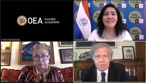 Paraguay organizará XXV Congreso Interamericano de Ministros y Altas Autoridades de Turismo