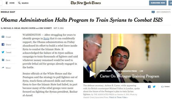 NYT-EEUU-Siria
