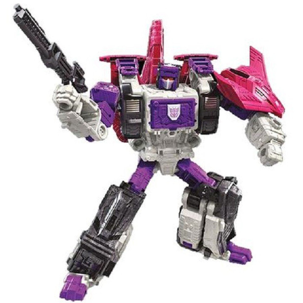 Image of Transformers Generations War for Cybertron: Siege Voyager Apeface