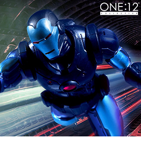 MARVEL ONE:12 PX PREVIEWS EXCLUSIVE IRON MAN