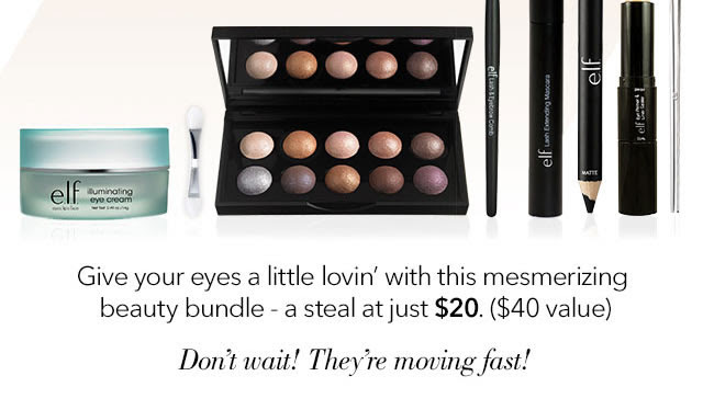 Limited Time: Beauty Bundle fo...
