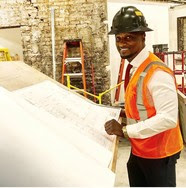 Cornelius Griggs, owner of GMA Construction Group,