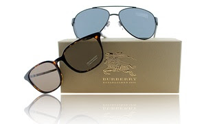 Burberry Optical Frames and Sunglasses
