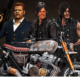 MCFARLANE THE WALKING DEAD FIGURES