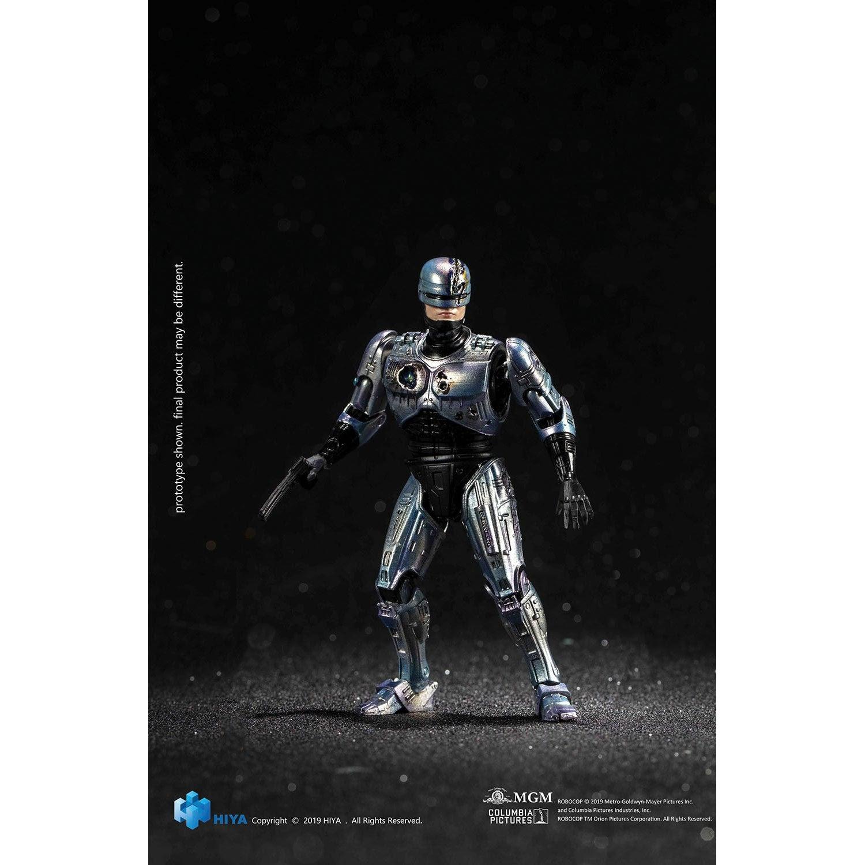 Image of RoboCop 2 RoboCop (Battle Damaged) PX Previews Exclusive Figure - NOVEMBER 2020