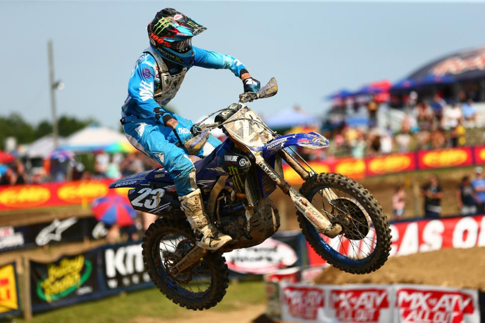 Plessinger has now won multiple races in a season for the first time in his career.