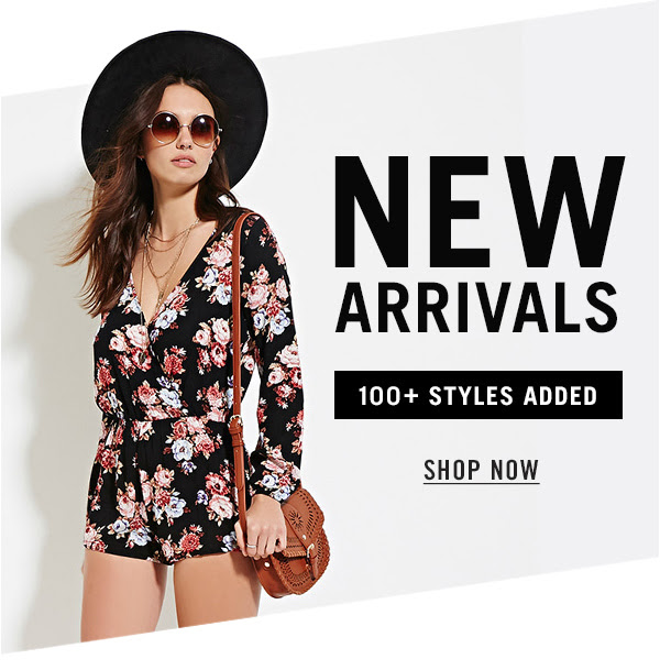New arrivals. 100+ styles added.
