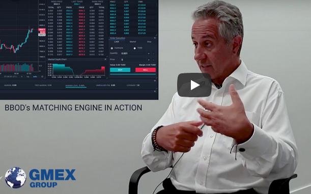 Tony Harrop explains GMEX Fusion at BBOD
