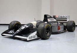 1993 Sauber C12A Formula 1 Single Seater