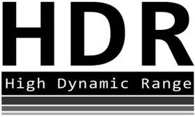 High Dynamic Range (HDR) Support