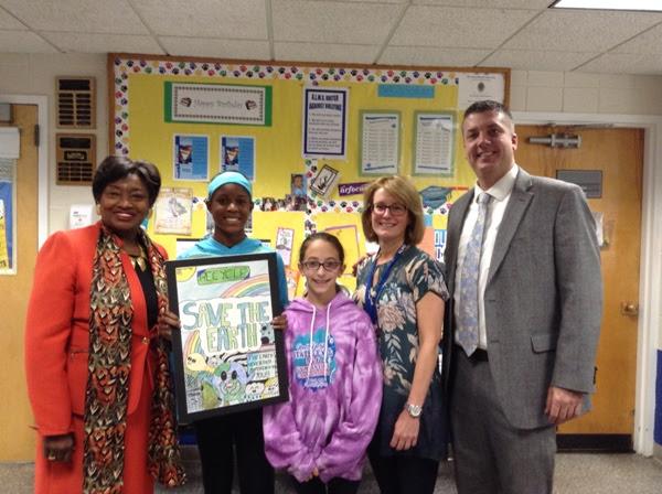 Earth Day Poster Winner