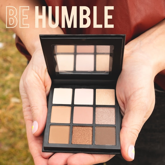 Shine Cosmetics Eyeshadow Palette Be Humble
