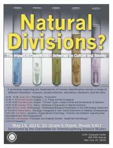 Natural Divisions Flyer