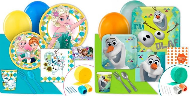 New Frozen Fever & Ola...