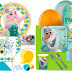Party with Disney's Frozen Fever and Olaf