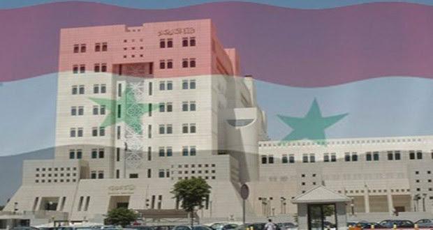SIRIA: Cancillería siria denuncia la injerencia británica en los asuntos internos de Siria