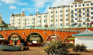 Georgian 4* Seafront Hotel In East Sussex