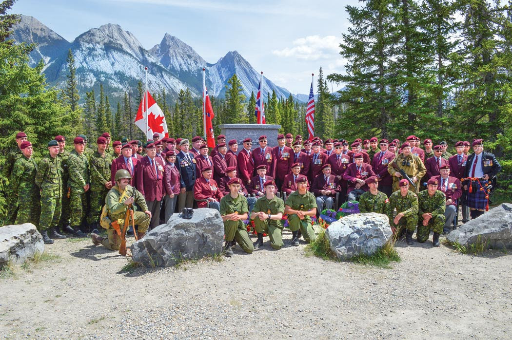Forming the Canadian Airborne Regiment