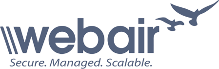 Webair - Secure. Managed. Scalable.