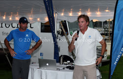 Ken Read & Charlie Enright from North Sails