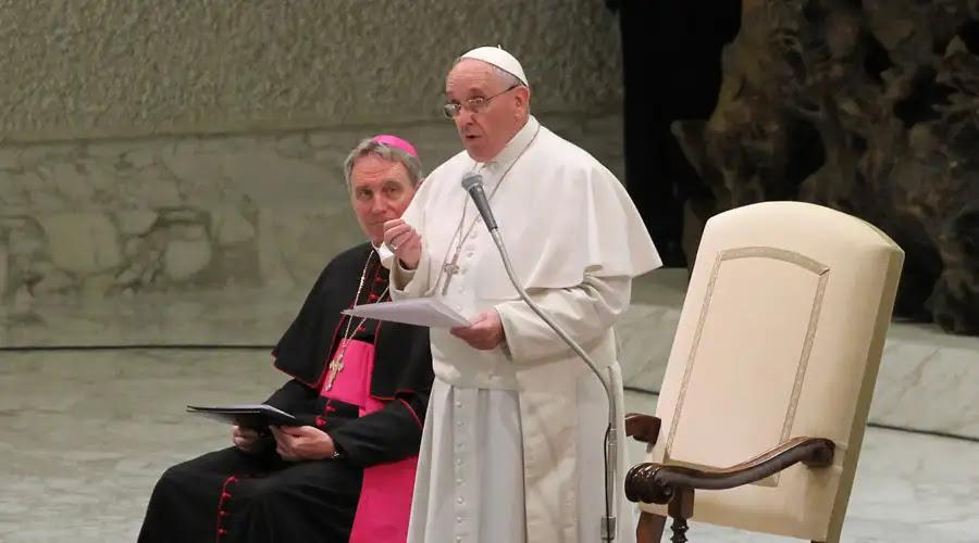 Papa Francisco: Cambiar estilos de vida y evitar el derroche para luchar contra el hambre