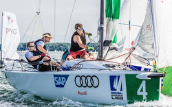 J/70s sailing champions league
