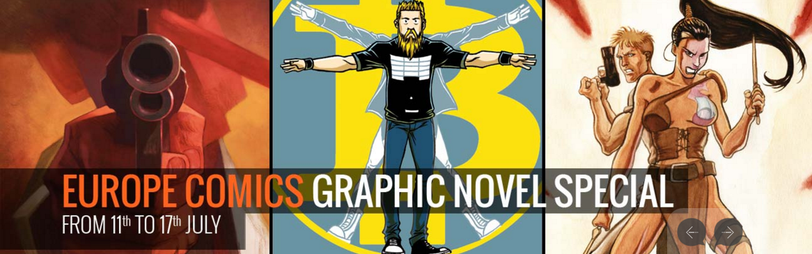 Graphic Novel Special