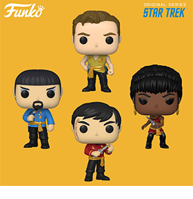 Pop! TV: Star Trek: The Original Series