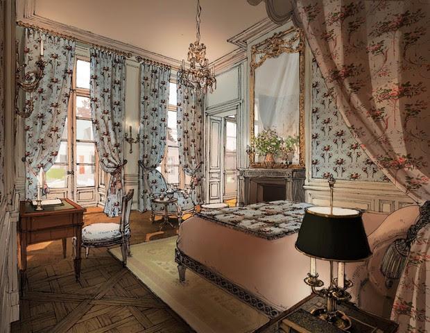 Palácio de Versalhes ganha hotel boutique com suíte de 120 m² - Casa Vogue  | Hotéis