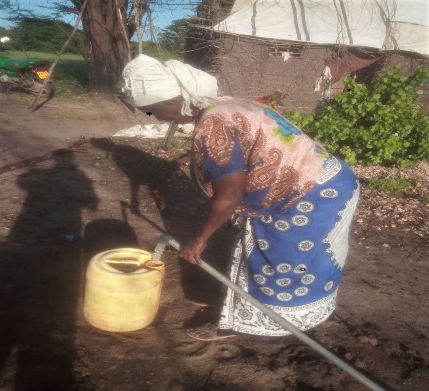 Family of eight in Kenya has been living a nomadic life since their house was burned down in March 2019. (Morning Star News)