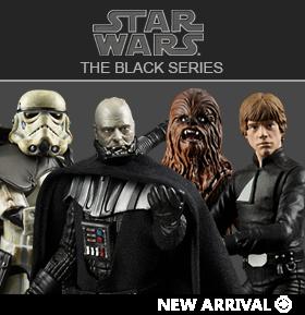 STAR WARS BLACK SERIES 3 - SET/SINGLES