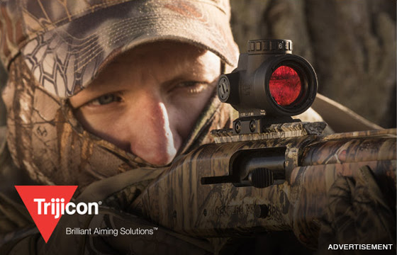 Optics Made For Those Who Protect Freedom And Those Who Enjoy It.