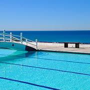 Pool at San Antonio del Mar