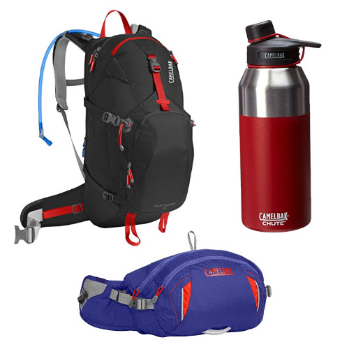 Save up to 50% on Select Bottles & Packs from CamelBak