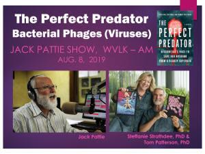 The Perfecct Predator - Jack Pattie Show