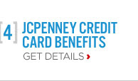 4 JCPENNEY CREDIT CARD BENEFITS GET DETAILS
