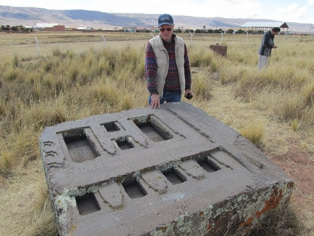 Puma Punku Bolivia: Ancient Cataclysm And Magnetic Anomalies  Sddefault