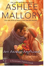 Her Backup Boyfriend by Ashlee Mallory