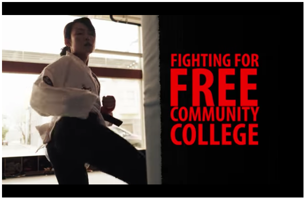 Jane Kim: Fighting for Free Community College