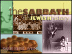 The sabbath in jewish history image
