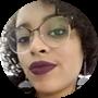 Isabella Ribeiro, estudiante de Ingeniería Ambiental en la Universidad Estatal Paulista.