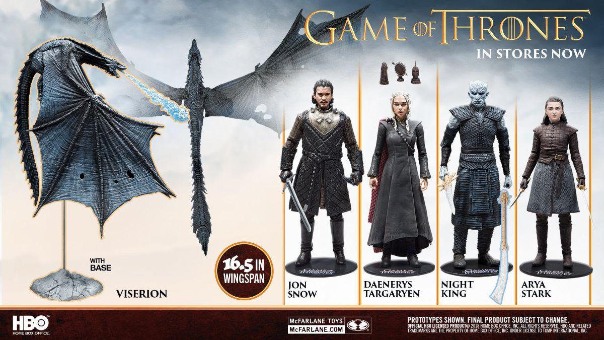 Action Figure Game of Thrones : Daenerys Targaryen Neuf EN STOCK McFarlane