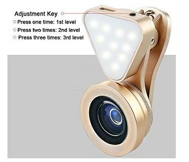 3 Levels Flash Light