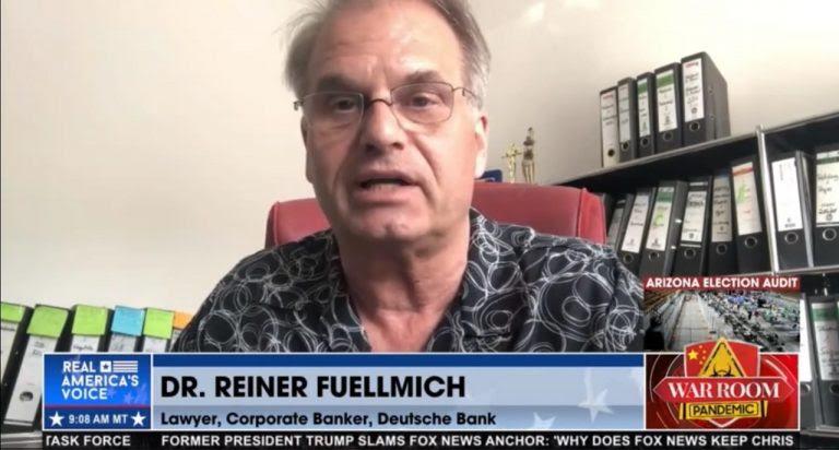 Dr. Reiner Fuellmich, Steve Bannon